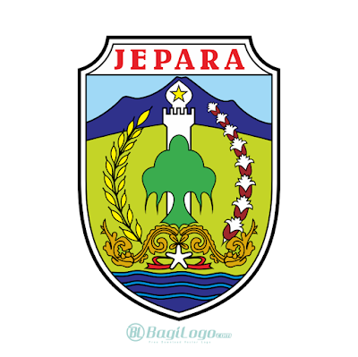 Kabupaten Jepara Logo Vector