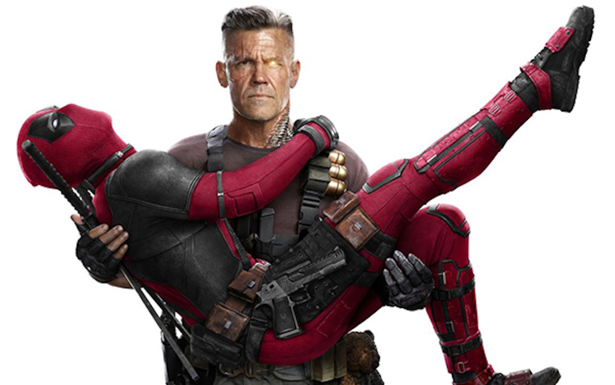 Celluloid And Whiskey Deadpool 2 2018