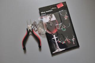 Świąteczna bransoletka DIY