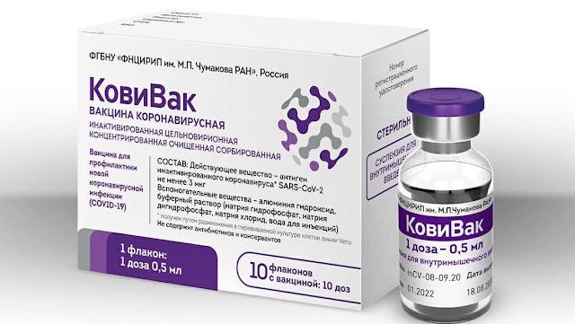 CoviVac: Rusia pone en circulación su tercera vacuna contra el Covid-19