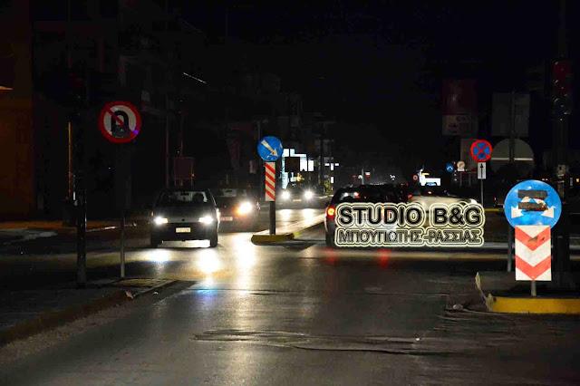 Εκτεταμένη διακοπή ρεύματος στο Ναύπλιο