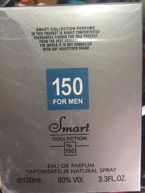 Smart Collection No 150 Perfume For Men 100 ml