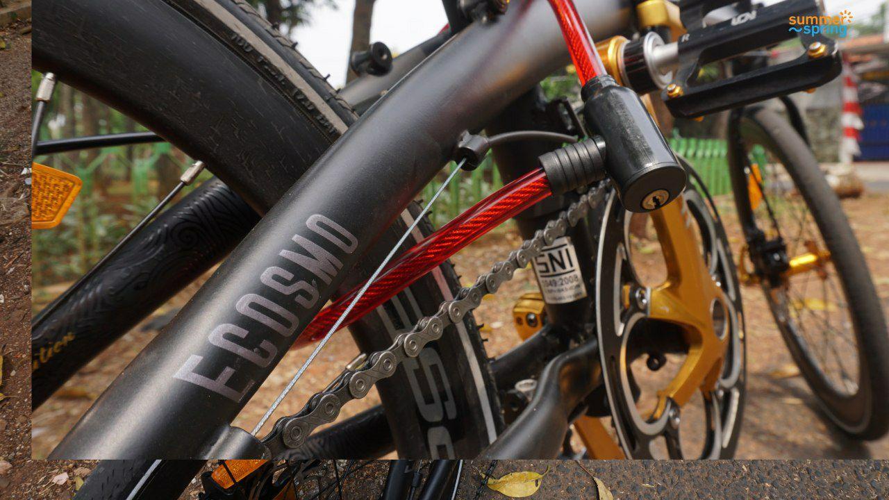 Kunci Gembok Sepeda