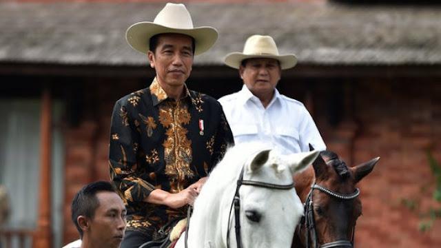 PDIP Deklarasi Usung Jokowi di Pilpres 2019, Prabowo Kapan? Ini Jawaban Elite Gerindra