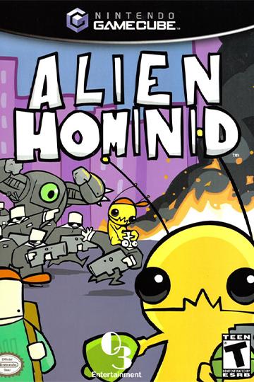 Alien Hominid ISO GC