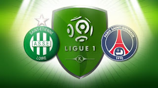 Paris Saint-Germain and St. Etienne