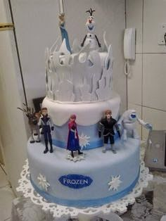 Bolos fake frozen