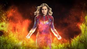 Captain Marvel HD 4K Wallpapers - 2
