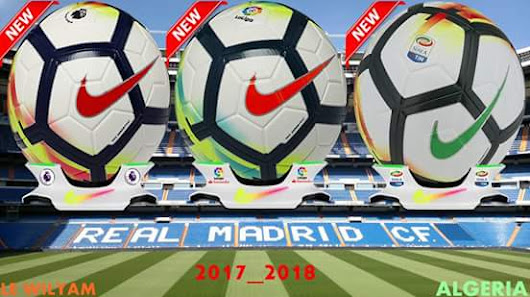 PES 2017 NEW BALL Season 17/18 BY LE Wilyam