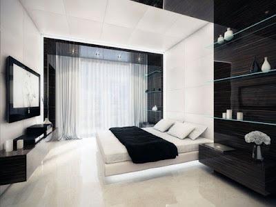moderm bedroom desidn idea