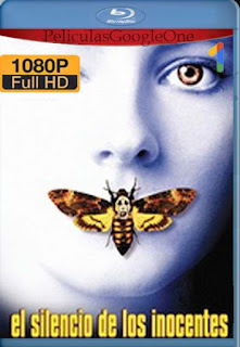 El silencio de los inocentes (1991) [1080p BRrip] [Latino-Inglés] [LaPipiota]