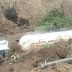 मुंबई - नाशिक महामार्गावरील चालका ताबा सुटल्याने  गॅस टँकर  30 फूट खोल खाईत  जाऊन पलटी; त्यापाठोपाठ ट्रक, कंटेनर पलटी, गॅस गळतीच्या भीतीने घबराट