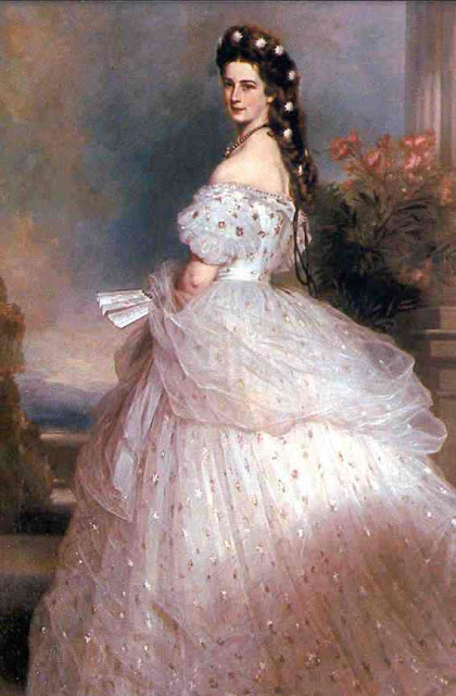 Imperatriz Elizabeth da Áustria ou Sissi