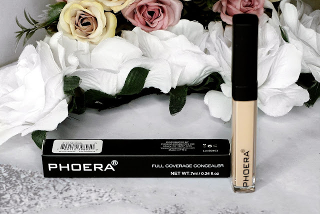 PHOERA Full Coverage Liquid Concealer review