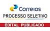 Correios anuncia Edital de Processo Seletivo com 4.462 vagas