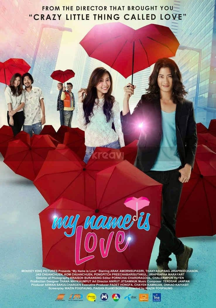 MY NAME IS MOVIE THAILAND MOVIE