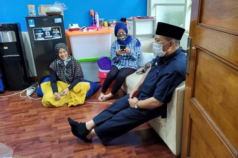 PSBB Kota Bandung Bersambung ke PSBB Jabar