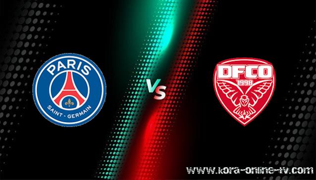 مشاهدة مباراة ديجون وباريس سان جيرمان بث مباشر الدوري الفرنسي