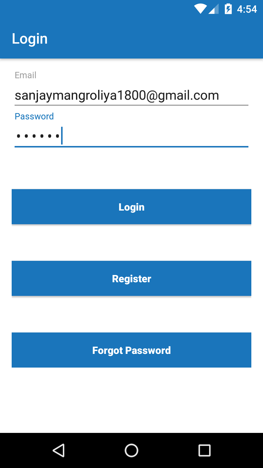 Android Guide: Firebase Authentication And Chat Module In Android