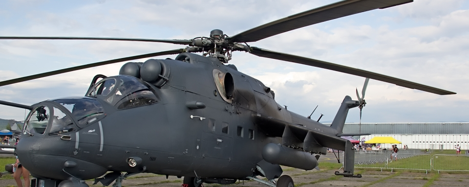 Українські лопаті для Мі-24 постачатимуть до трьох країн