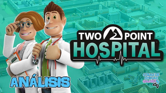 Análisis Two Point Hospital para PlayStation 4