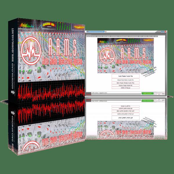 AAMS Auto Audio Mastering System v3.9.0.1 Full version