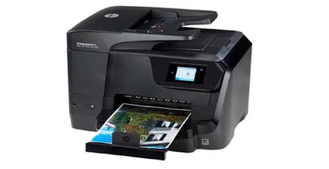 printer hp officejet 8710