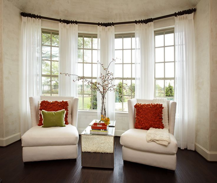 14 Living Room Window Designs Decorating Ideas: Foundation Dezin & Decor...: Bedroom