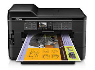 Epson WorkForce WF-7520 Driver Download | ALL IN ONE PRINTER free