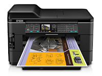 Epson WorkForce WF-7520 Driver Download | ALL IN ONE PRINTER