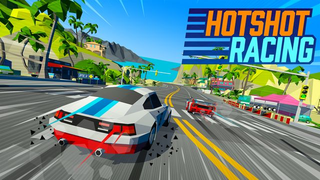Hotshot Racing v1.0.1 NSP XCI NSZ For Nintendo Switch