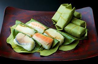 Kakinoha Sushi (柿の葉寿司)