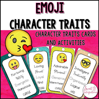 Teaching characterization does NOT have to be a challenge with the ideas & FREE download presented here. Plus your elementary students will utilize technology, which increases engagement. Use these activities with your 2nd, 3rd, 4th, 5th, or 6th grade classroom or home school students. Teaching the reading skill of character traits will be a breeze. Plus the step by step directions included make this an easy lesson plan. Click through to learn more! {second, third, fourth, fifth, sixth graders}