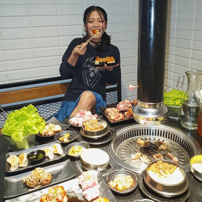 Okane Charcoal Grill House Restaurant Visit | Food 2020