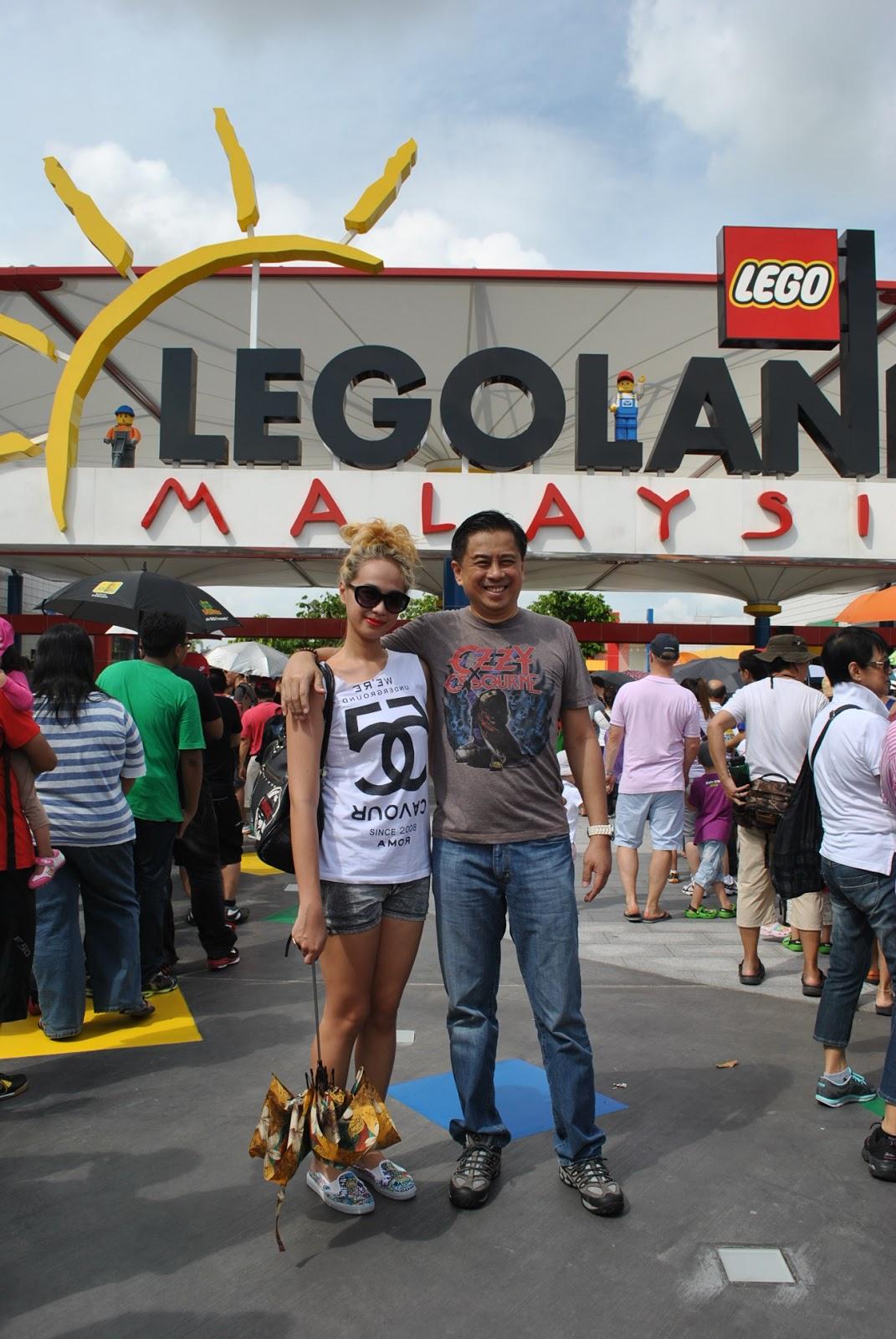 Legoland | Malaysia - Kyrie Moon - Personal Blog