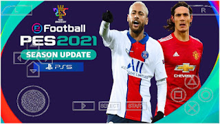 Download PES 2021 PPSSPP Chelito V2 Update Best Graphics Real Face HD & Latest Transfer