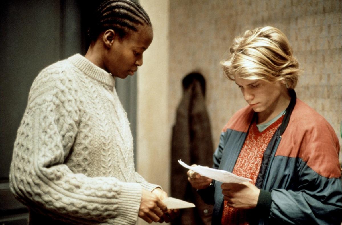 Risultati immagini per la promesse film 1997