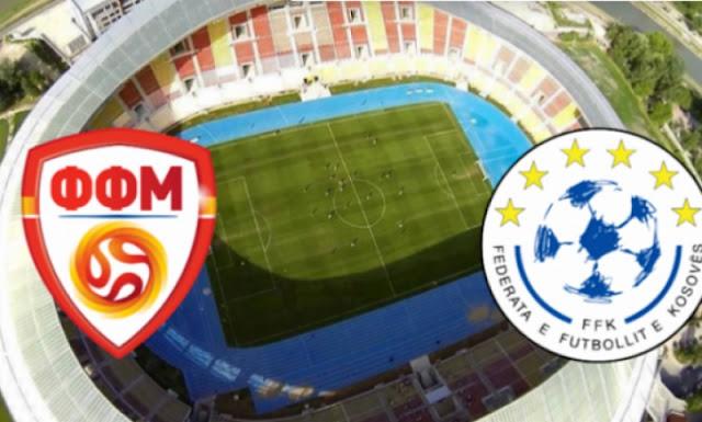 Tutti i biglietti per la partita Macedonia del Nord-Kosovo sono stati esauriti 20 giorni prima del duelo