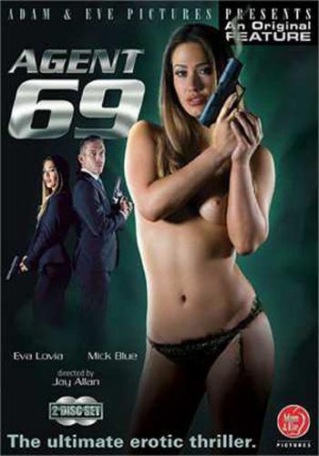 [18+] Agent 69 XXX 2017 Poster