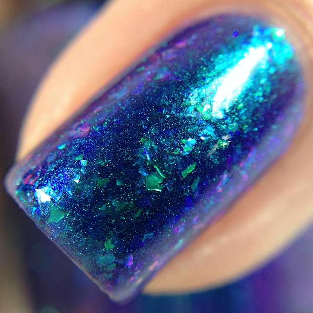 Lollipop Posse Lacquer-Moon Child