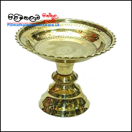 Brass Tazza (Heppuwa) - හෙප්පුව / ඉලත්තට්ටුව