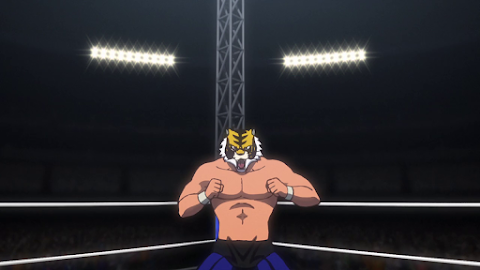 Tiger Mask W Episode 13 Subtitle Indonesia