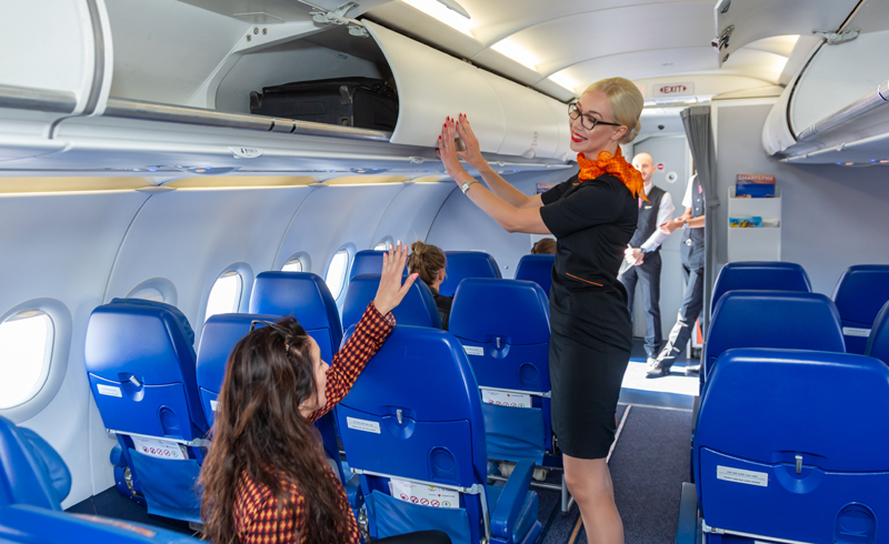 7 Things You'll Never See Flight Attendants Do Again