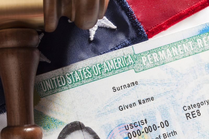 green card current afairs