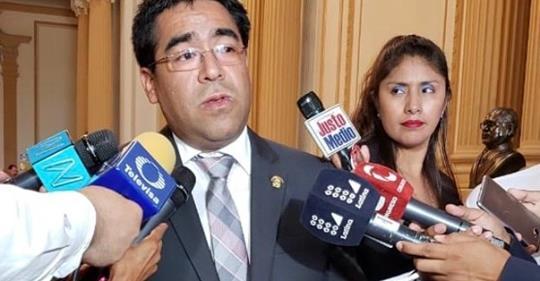 Comisión de Justicia presentó dictamen sobre Junta Nacional de Justicia