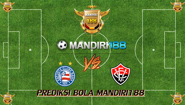 AGEN BOLA - Prediksi Bahia vs Vitoria BA 23 Oktober 2017