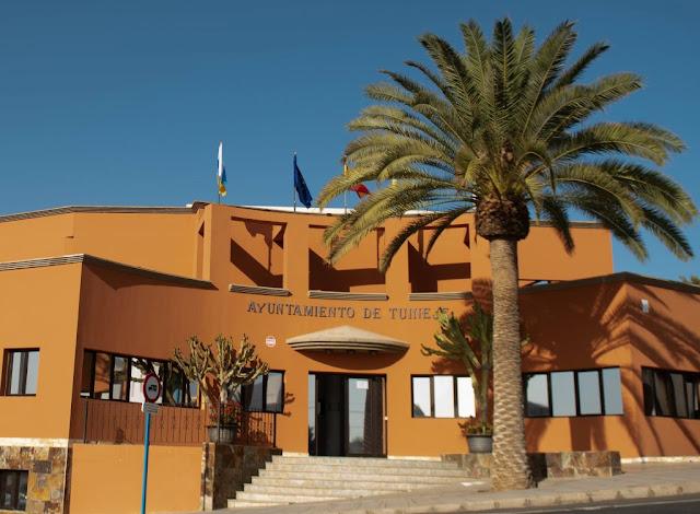 Ayuntamiento%2Bde%2BTuineje%2Bfachada%2B2 - Fuerteventura.- Tuineje celebra este miércoles un pleno extraordinario con el objetivo de aprobar definitivamente su presupuesto para 2020