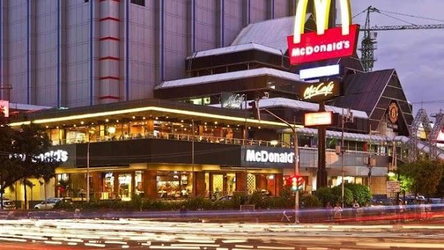 Intip Sejarah McDonald's Sarinah yang Kini Sudah Tinggal Kenangan