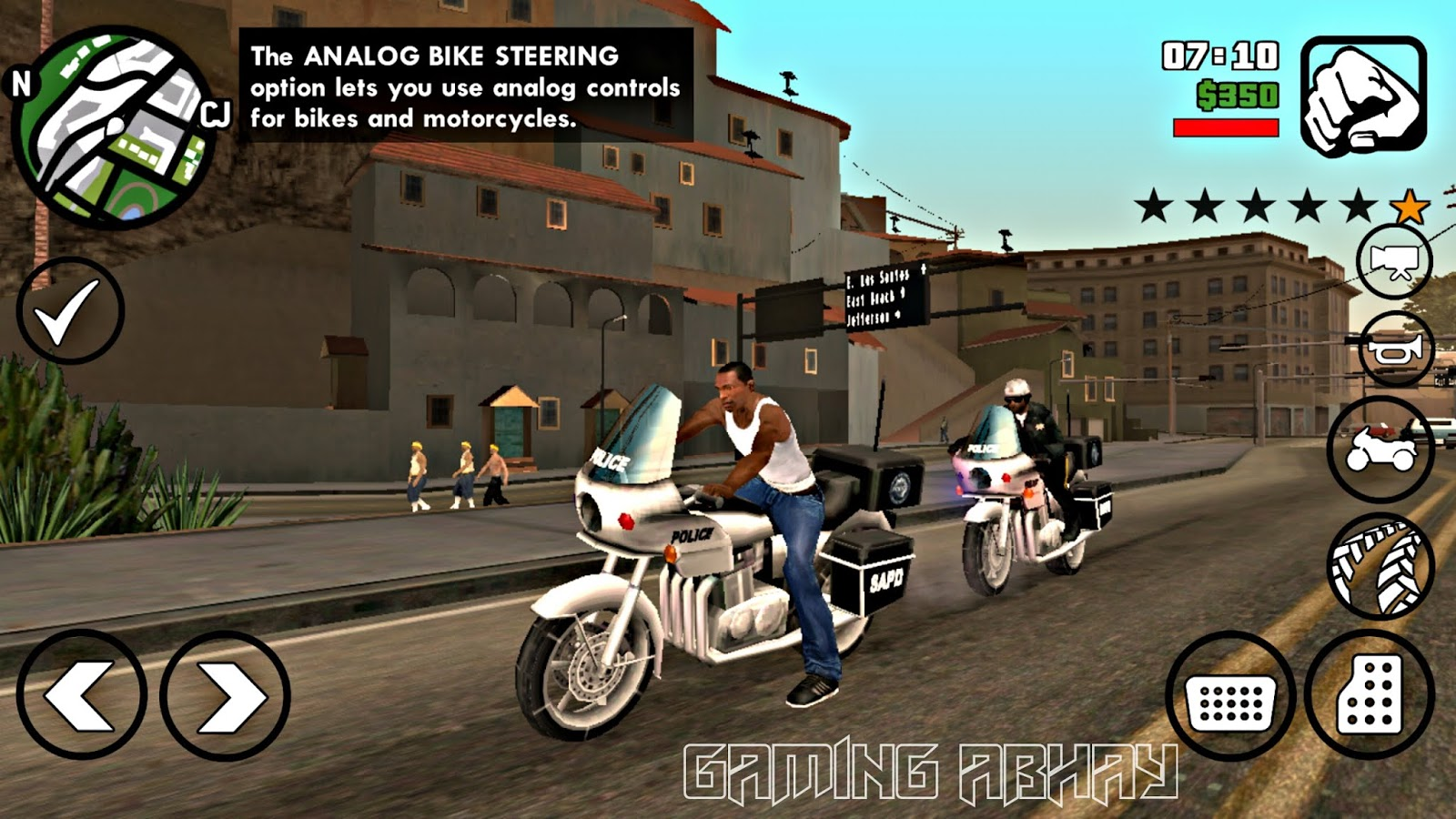 Adgameingzone: GTA SA LITE FOR ANDROID ONLY [150 MB]