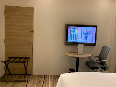 Connecting rooms are available at Hilton Garden Inn Kuala Lumpur South